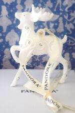 Pandora Ornament 2017 JARED Porcelain Reindeer Limited Edition Collectible NIB