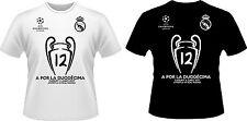 camiseta duodecima real madrid champions