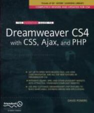 The Essential Guide to Dreamweaver CS4 with CSS, Ajax, and PHP (Essentials) Pow