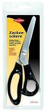 KLEIBER Stainless Steel Professional Pinking Shears Zigzag Scissors 235mm 9 Inch