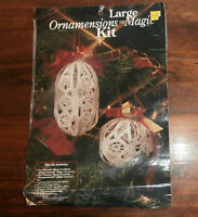 Large & Small Ornamensions Cottage Kit Wimpole Street Creations Batenburg Lace