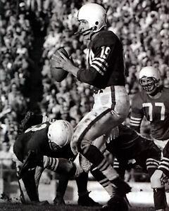 Johnny Unitas - Colts, 8x10 B&W photo