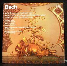 Bach Concerti 1044, 1055 & 1056 Sanderling Bosse Hörtsch Kästner Pischner 63/68