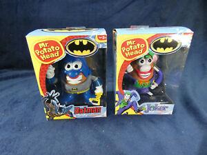 Mr. Potato Head Batman Joker Playskool DC Comics