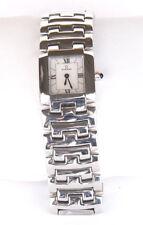 ETERNA Minx Damen Uhr klassisch elegant Schweiz analog edelstahl silber NEU