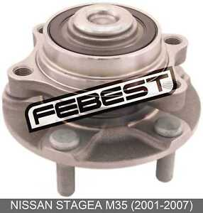 Front Wheel Hub For Nissan Stagea M35 (2001-2007)