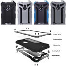 Waterproof Shockproof Gorilla Glass Metal Case Cover For Samsung Galaxy S5 S6