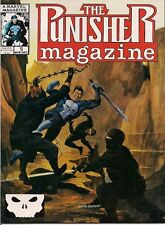 35 Punisher comics in high grade:  #27-28, 30... Magazine #5