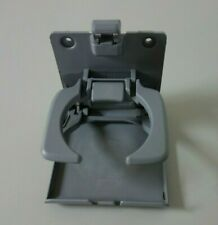 1998-2003 Toyota Sienna Front Seat Side Fold Out Cup Holder Gray Cupholder OEM
