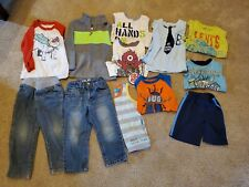 Boys 2t Clothes Lot Of 12