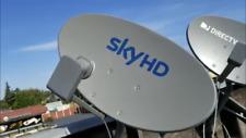 Sky De Mexico Nueva Era 78.8 W Antena Satelital Eliptica HD Total.