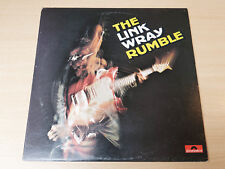 EX/EX -!!! LINK WRAY/THE LINK WRAY RUMBLE/1974 POLYDOR Lp