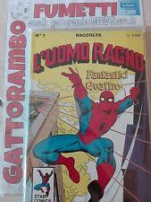 Raccolta l' Uomo Ragno  n.1 imbustato - Marvel star Comics Qs. Edicola