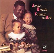"JESSE DAVIS ""Young At Art"" CD by Jesse Davis (Sax) (CD, 2004, Concord Jazz)"
