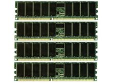 NOT FOR PC/MAC! 4GB (4x1GB) 310481-B21 A8088A HP xw6000 xw8000 zx2000 Memory