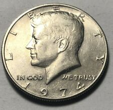 United States 1974 Kennedy Half Dollar Coin