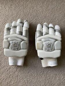 Cricket Batting Gloves - Woodstock Platinum S - Mens RH
