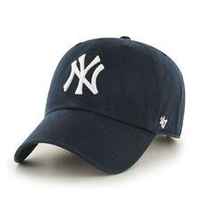 New York Yankees '47 Brand Navy Blue Clean Up Adjustable Dad Hat