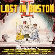 Lost in Boston II 2 Unsung Musicals Music Cassette NEW