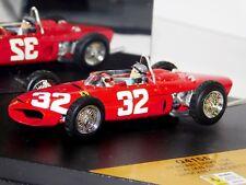 FERRARI DINO 156 #32 G. BAGHETTI ITALIAN GP 1961 QUARTZO Q4155 1:43