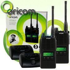 Oricom UHF5500-2 5-Watt Twin Pack 80 CH Handheld UHF CB Radio