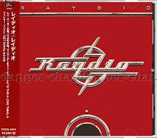 "Raydio - ""Raydio"" - SEALED Japan Issue CD incs OBI - Expanded With Bonus Tracks"
