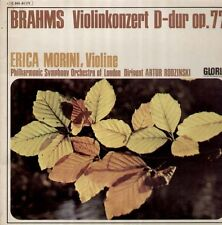 Brahms - Violinkonzert D-Dur op.77, Erica Morini, Rodzinski, ex Westminster LP