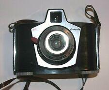 fotocamera Ferrania Eura vintage 6x6 kit originale completo 100%