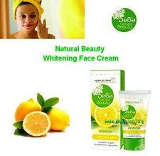 FACE WHITENING CREAM LEMON & UREA– normal & dry skin 50 ml