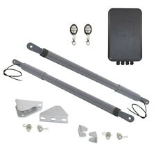GOLIATH Dual Swing 12V DC Solar Compatible Gate Opener Up To 13ft Long And 500lb