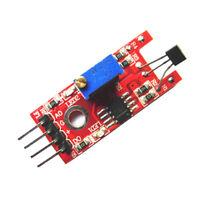 DC5V 4pin Hall Effect Sensor Module Magnetic Module for Arduino