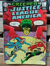 Justice League of America #70 Gd the creeper green lantern flash lot dc comics