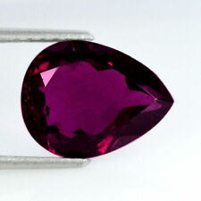 """4.12 CTW MIND BLOWING LOOK PRETTY PINK PEAR NATURAL RUBYLITE  """"SEE VIDEO"""""""