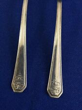 Wm Rogers MFG CO AAX Vintage Silverplate Forks