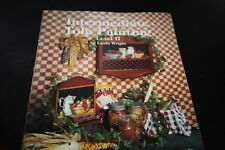 Country Tole Painting Book Intermediate Tole Painting Linda Wright   -CCCC