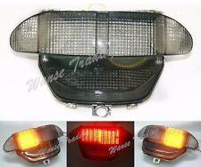Tail Brake Turn Signals Led Light Smoke Fit 1998-1999 HONDA CBR 900RR 900 RR