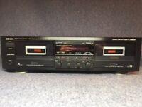 Denon DRW-750A Dual Cassette Deck