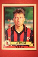 Panini calciatori 1992/93 1992 1993 127 FOGGIA PETRESCU OTTIMA/EDICOLA!