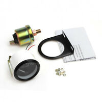 52mm Oil Pressure Gauge 0-100PSI Aluminum Alloy W/ Sender Digital Universal Kit