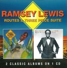 Ramsey Lewis - Routes / Three Piece Suite (NEW CD)