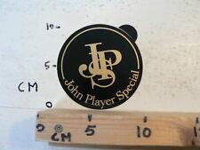 STICKER,DECAL JPS JOHN PLAYER SPECIAL BLACK GOLD STICKER BB