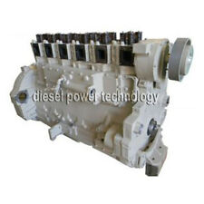 Cummins KTA19G Remanufactured Diesel Engine Long Block or 3/4 Engine