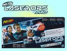 NERF E2281 Laser Ops Pro AlphaPoint 2-Pack Blasters and Armbands - Bluetooth