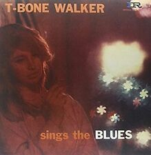 T-BONE WALKER - SINGS THE BLUES NEW VINYL RECORD