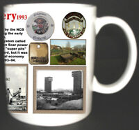 COTGRAVE COLLIERY COAL MINE MUG LIMITED EDITION GIFT MINER NOTTINGHAMSHIRE PIT
