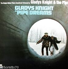 PIPE DREAMS Soundtrack  LP GLADYS Knight & The Pips