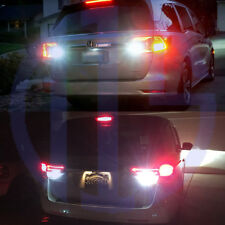 2000LM White 7440 W21W LED Reverse Backup Light Bulb For 2011-2018 Honda Odyssey