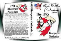 1995 Bluegrass Nationals Karate Championships tournament DVD