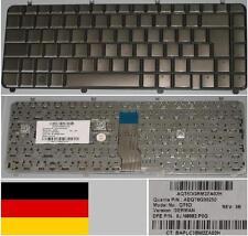 Tastatur Qwertz Deutsch HP DV5-1000 QT6D, AEQT6G00250 9J.N8682.P0G Bronze