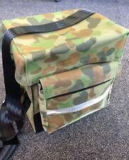 Canvas Mining Tool Bag/Crib Bag toolbag 100% Australian Made Camouflage